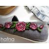 Naszywka Vintage Roses in Pink 3