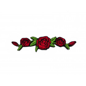 Naszywka Vintage Roses