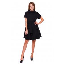 Sukienka damska ONE SIZE LM26/1 (ciemno-szary)