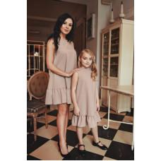 Komplet Sukienek Mama i Córka LM41