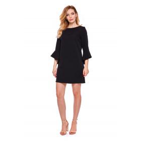 Sukienka dla mamy LM3/4 czarny