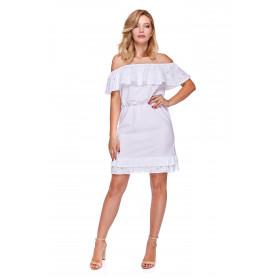 Sukienka w stylu BOHO LM15/1