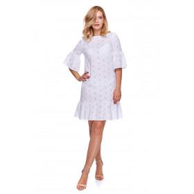 Sukienka w stylu BOHO LM18/1