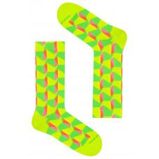 Kolorowe skarpetki Takapara - Neonowa 90m2