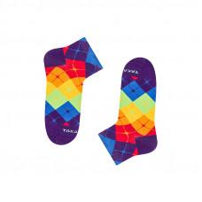 Kolorowe stopki Takapara - Tylna 99m2