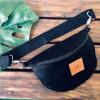 Nerka saszetka Mili Belt Bag L - czarna 2