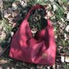 Duża torba worek  Mili Chic MC7 –czerwona 2