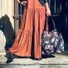 Duża torba typu shopper Mili Duo MD2 - łapacze snów 2