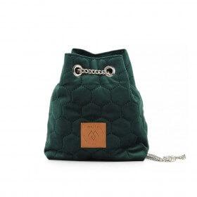 Mała torebka Mili Glam Bag 2- zielony