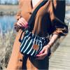 Mała torebka Mili Bucket Bag - zebra 2
