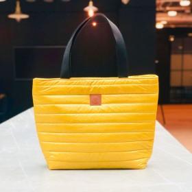 Torba typu shopper Mili City Glow- żółta