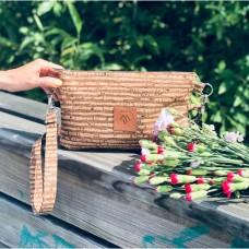 Mała torebka z korka Mili Corco Bag -  kora