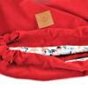 Plecak torba Mili Funny Bag – czerwony 5