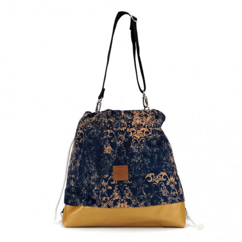 Plecak torba Mili Funny Bag – granatowy