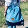 Plecak torba Mili Funny Bag – turkus 5