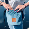 Mała torebka Mili Bucket Bag - turkus 4