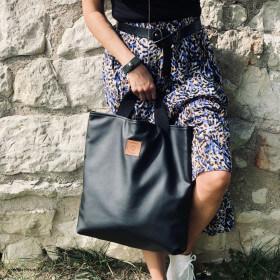 Torba/ plecak Mili Urban Jungle L - czarna