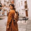 Torba/ plecak Mili Urban Jungle L - stare złoto 4