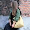Duża torba typu shopper Mili Duo MD2 - złota 5