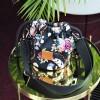Mała torebka Mili Bucket Bag - łapacze snów 3