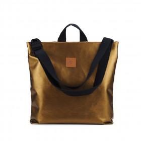 Torba/ plecak Mili Urban Jungle L - złoty