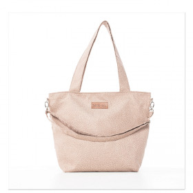 Torba shopper  Mili Chic MC6 – camel
