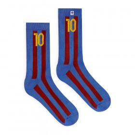 Skarpetki sportowe piłkarskie - Barcelona
