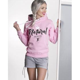 Bluza Natural Beauty Róż!