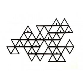 decolicious wieszak geometryczny metalowy na ścianę NUMA