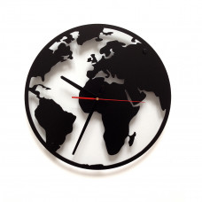 TIK TAK: Piękny i ciekawy zegar GLOBE