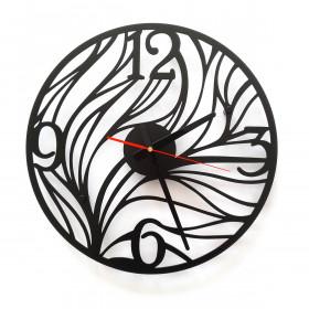 TIK TAK: ciekawy zegar MANCHE