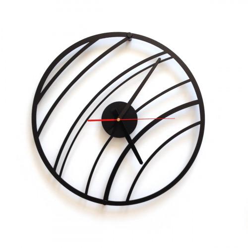 TIK TAK: Geometryczny zegar ścienny COLLY