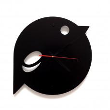 TIK TAK: zwracający uwagę zegar GRUBY BOB