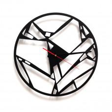 TIK TAK: zwracający uwagę zegar STONES