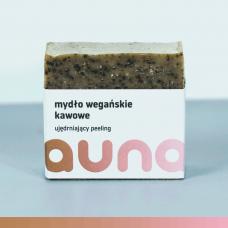 Wegańskie mydło kawowe Auna