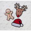 Zestaw naszywek Christmas Time 2
