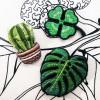 Naszywka Round Cactus  5