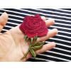 Zestaw naszywek Czerwone Róże - Lustrzane Odbicie 4