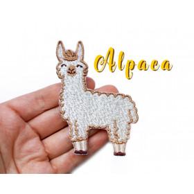 Naszywka Alpaca