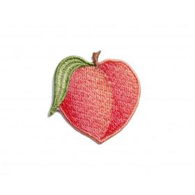 Naszywka Peach