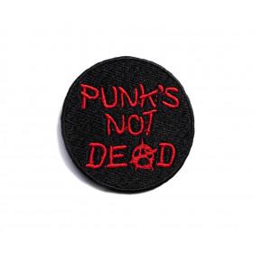 Naszywka Punk
