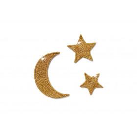 Naszywki The Moon and The Stars