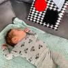 TimoSimo Książeczka sensoryczna dla niemowlaka 0+ 10