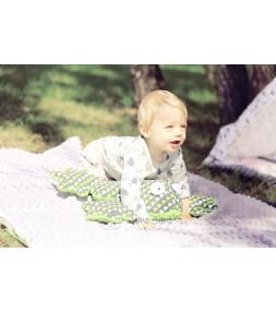 Poduszka sensoryczna Żaba dla dziecka