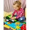 TimoSimo Książeczka sensoryczna dla dziecka 1+ 6