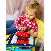 TimoSimo Książeczka sensoryczna dla dziecka 1+ 8
