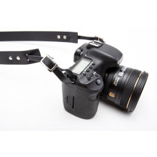 Skórzany pasek do aparatu fotograficznego