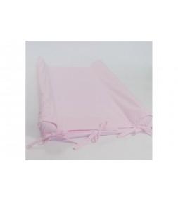 """Pokrowiec Na Przewijak """"Pure Light Pink"""""""