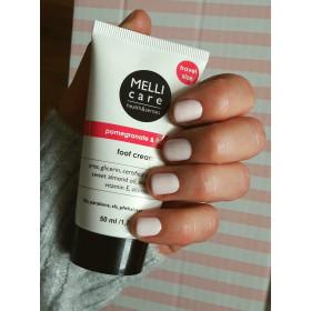 MELLI care Pomegranate&Lichee Foot Cream 50 ml