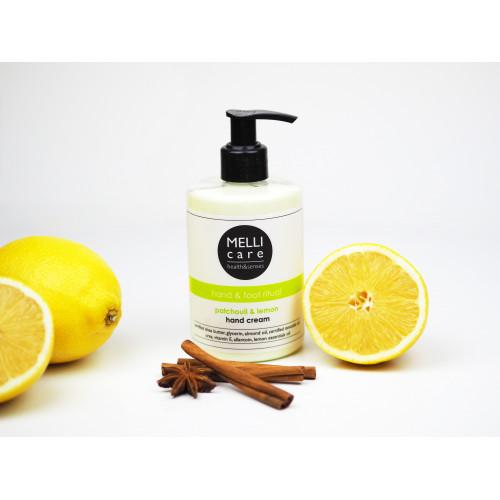 MELLI care Patchouli&Lemon hand cream 300 ml